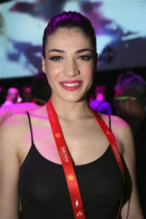 Ivi Adamou returns with Ase Me - EuroVisionary